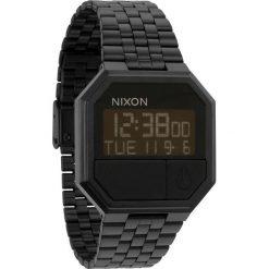 Biżuteria i zegarki damskie: Zegarek unisex All Black Nixon Re-Run A1581001