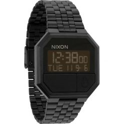 Zegarek unisex All Black Nixon Re-Run A1581001. Zegarki damskie Nixon. Za 431,00 zł.