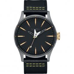 Nixon Metallica - Seek And Destroy Zegarek na rękę czarny. Czarne zegarki męskie Nixon, szklane. Za 812,90 zł.