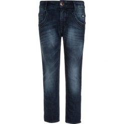 Cars Jeans SILVINO Jeansy Slim Fit dark used. Niebieskie jeansy męskie regular Cars Jeans, z bawełny. W wyprzedaży za 135,20 zł.