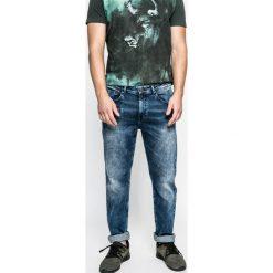 Medicine - Jeansy Lord and Master. Niebieskie jeansy męskie relaxed fit MEDICINE, z bawełny. W wyprzedaży za 79,90 zł.