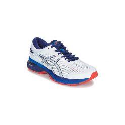 Buty do biegania Asics  GEL-KAYANO 25. Białe buty do biegania męskie marki Asics, asics gel kayano. Za 710,10 zł.