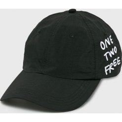 Puma - Czapka. Czarne czapki z daszkiem męskie marki Puma, z materiału. W wyprzedaży za 139,90 zł.