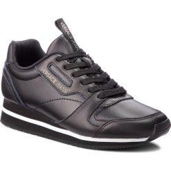 Sneakersy VERSACE JEANS - E0VSBSA2  70843 899. Czarne sneakersy damskie Versace Jeans, z jeansu. Za 649,00 zł.