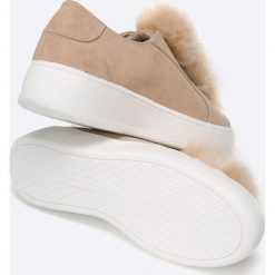 Steve Madden - Buty Bryanne. Szare buty sportowe damskie marki Steve Madden, z materiału. W wyprzedaży za 219,90 zł.