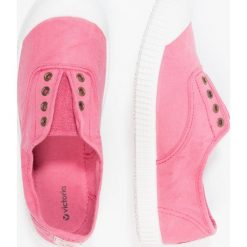 Creepersy damskie: Victoria Shoes INGLESA LONA TINTADA Półbuty wsuwane frambuesa