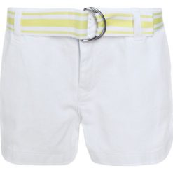 Bermudy damskie: Polo Ralph Lauren BOTTOMS Szorty white