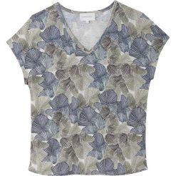Bluzki, topy, tuniki: Koszulka Tee shirt wzorzysta TARI