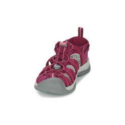 Sandały sportowe Keen  WHISPER. Fioletowe sandały damskie marki Keen. Za 279,30 zł.