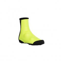 Ochraniacze na buty na rower ROADRACING 500 3 mm. Żółte buty skate męskie B'TWIN, z materiału, rowerowe. Za 99,99 zł.
