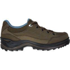 Buty sportowe damskie: Lowa RENEGADE III GTX Obuwie hikingowe braun/jeans