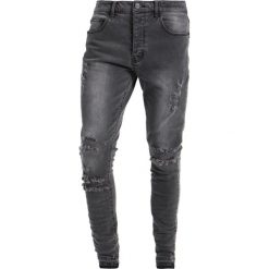 Jeansy męskie regular: Cayler & Sons STACKED IAN Jeansy Slim Fit vintage black
