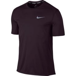 Koszulki do fitnessu męskie: koszulka do biegania męska NIKE DRI-FIT MILER TOP SHORT SLEEVE / 833591-652 – NIKE DRI-FIT MILER TOP SHORT SLEEVE