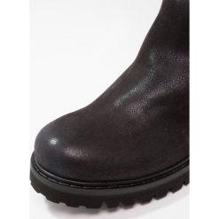 Felmini MARTA Muszkieterki navajo black. Czarne buty zimowe damskie Felmini, z materiału. Za 659,00 zł.