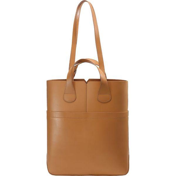 9dae8edbba31e Zign Torba na zakupy beige - Brązowe torby damskie na zakupy Zign. W  wyprzedaży za 237