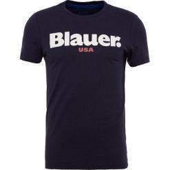 T-shirty męskie z nadrukiem: Blauer MANICA Tshirt z nadrukiem blu notte