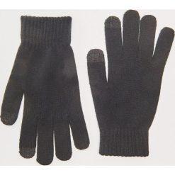 Rękawiczki - Czarny. Czarne rękawiczki męskie marki House. Za 19,99 zł.
