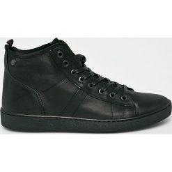 Jack & Jones - Buty. Czarne buty skate męskie Jack & Jones, z gumy, na sznurówki. W wyprzedaży za 339,90 zł.