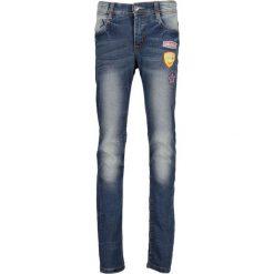 Blue Seven - Jeansy dziecięce 140-170 cm. Niebieskie spodnie chłopięce Blue Seven, z bawełny. W wyprzedaży za 79,90 zł.