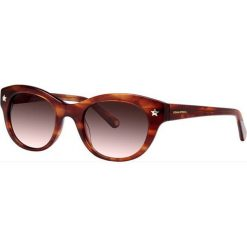 """Okulary przeciwsłoneczne damskie aviatory: Okulary przeciwsłoneczne """"SR770801"""" w kolorze brązowym"""