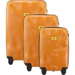 Walizki: Walizki Pioneer w zestawie 3 el. Pumpkin Orange