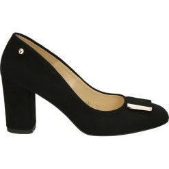 Buty ślubne damskie: Czółenka - 026-K9-CAM NE
