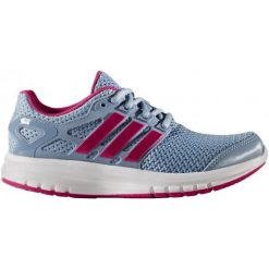Adidas Buty Cloud K Easy Blue /Tactile Blue /Bold Pink 37 1/3. Niebieskie buciki niemowlęce chłopięce Adidas. W wyprzedaży za 139,00 zł.