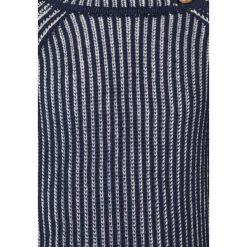 Hessnatur ZGREEN BABY Sweter dunkelblau. Niebieskie swetry dziewczęce hessnatur, z bawełny. W wyprzedaży za 167,20 zł.