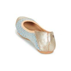 Baleriny Kaporal  BLAIR. Niebieskie baleriny damskie lakierowane Kaporal. Za 159,20 zł.