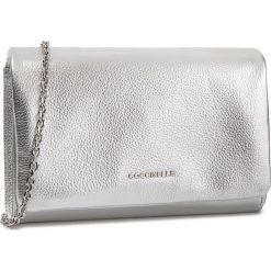 Torebka COCCINELLE - CDA SIBILLA E1 CDA 19 02 01 Silver Y69. Szare torebki klasyczne damskie Coccinelle, ze skóry. Za 1049,90 zł.