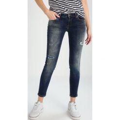 LTB MINA Jeansy Slim Fit cometa wash. Niebieskie jeansy damskie marki LTB. W wyprzedaży za 269,10 zł.