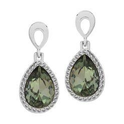 Biżuteria i zegarki: Kolczyki z kryształkami