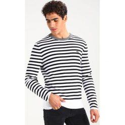 Lacoste LIVE Sweter flour/black. Czarne swetry klasyczne męskie Lacoste LIVE, m, z bawełny. W wyprzedaży za 415,20 zł.
