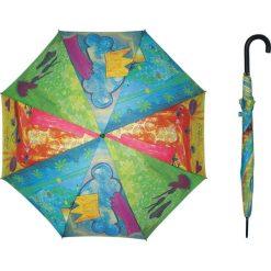 Parasole: Parasol z kolorowym wzorem