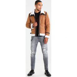 Kardigany męskie: Calvin Klein SAPMA DEGRADE HERRIN Sweter perfect black
