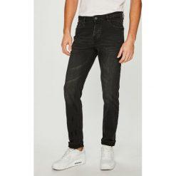 Review - Jeansy Simon. Czarne jeansy męskie slim Review. Za 179,90 zł.