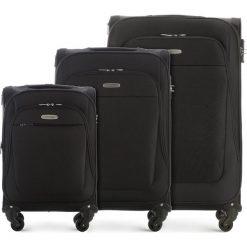 Walizki: 56-3S-48S-10 Zestaw walizek