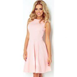 Sukienki hiszpanki: Rozkloszowana sukienka  nm-98-7