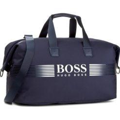 Torba BOSS - Pixel D_Holdall 50379382  431. Niebieskie plecaki męskie Boss. W wyprzedaży za 739,00 zł.