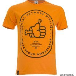 T-shirt gentelMęski DIGITUS CAROTEN. Czarne t-shirty męskie marki Pakamera, m, z kapturem. Za 92,00 zł.