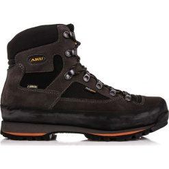 Buty trekkingowe męskie: Aku Buty męskie Conero GTX Black/Grey r. 44,5 (878.4-058)