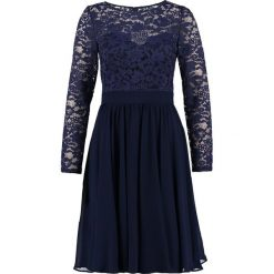 Sukienki hiszpanki: Young Couture by Barbara Schwarzer Sukienka koktajlowa blue