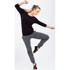 Bluzki damskie: Curare Yogawear SLEEVES Bluzka z długim rękawem black