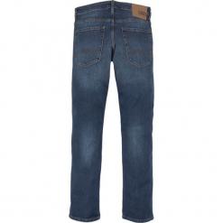 MUSTANG Jeansy  niebieski denim. Czarne jeansy męskie marki Mustang, l, z bawełny, z kapturem. Za 205,80 zł.