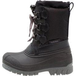 Fullstop. Śniegowce dark gray/black. Szare buty zimowe chłopięce marki fullstop., z materiału. W wyprzedaży za 132,30 zł.