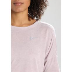 Topy sportowe damskie: Nike Performance DRY MEDALIST Tshirt basic particle rose/barely rose/reflective silver