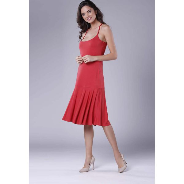821ed756e7 Czerwone sukienki hiszpanki damskie - Zniżki do 60%! - Kolekcja wiosna 2019  - myBaze.com