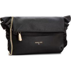 Torebka PATRIZIA PEPE - 8V0259/A4E3-K103 Nero. Czarne torebki klasyczne damskie marki Patrizia Pepe, ze skóry. W wyprzedaży za 959,00 zł.