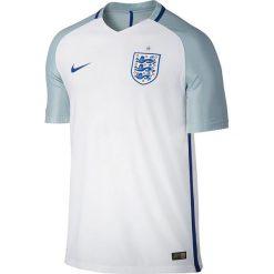 Nike Koszulka męska England Home Vapor Match biała r. M (724609 100). Białe koszulki sportowe męskie Nike, m. Za 362,39 zł.