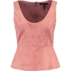 Bluzki asymetryczne: BCBGMAXAZRIA Bluzka rose dawn